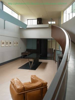 Le Corbusierの建築   ラ・ロシュ邸