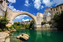 クロアチアの周辺諸国を巡る