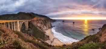 魅力満載の西海岸旅行