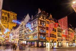 スイス&フランス!欲張りクリスマスマーケット巡り 5日間