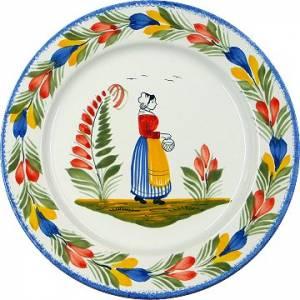 フランス 陶器巡り ③カンペール焼