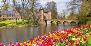 フロラリア・ブリュッセルで満開の春を楽しむ!