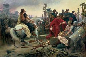 フランスの偉人シリーズ ヴェルキンゲトリクス