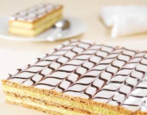 パリ生まれの7つのお菓子 ① Le millefeuille (ミルフィーユ)