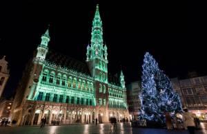 ブリュッセルのクリスマスマーケット始まります!