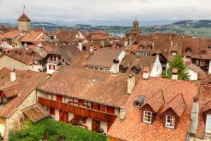スイス旅行のおすすめスポット【宝石だと言われる小さな町】