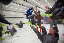 航空宇宙ツアー|ボルドーで無重力体験 (2019年3月1日)