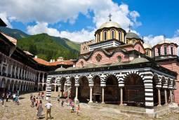 【専用車】ブルガリアの美しい村々と世界遺産を訪れる6日間