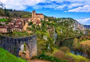 フランス人が選ぶ好きな村/サン・シルク・ラポピー