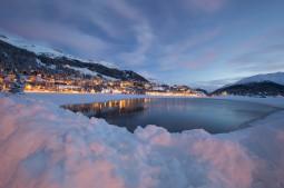 スイスのウインターリゾートとショッピングを楽しむ♪6日間