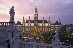 ロマンチッククリスマス★オーストリア2大都市を巡る 5日間