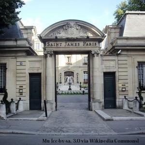 パリ中心部で唯一のシャトーホテル、セント・ジェームス