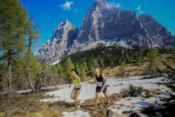 2018 6/7-11  Dolomiti Extreme Trail 103k (イタリア・ドロミテ)