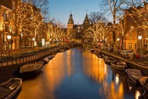オランダと近隣諸国 クリスマスマーケット日程一覧