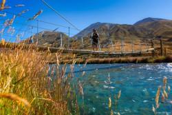 ニュージーランドの大自然を歩く