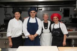 南イタリアでプロのシェフによるイタリア料理講習