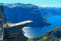 ハダンゲルフィヨルド観光 アクティブに満喫する6日間