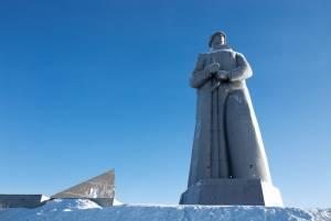 北極圏の街・ムルマンスク