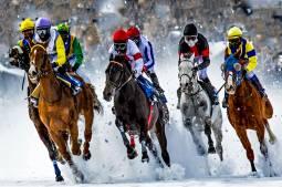 【2020年2月2・9・16日限定】 冬のサン・モリッツ 雪上競馬『ホワイトターフ』観戦ツアー5日間