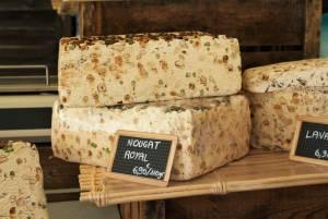 フランス銘菓ヌガーの名産地・モンテリマール