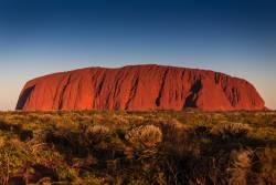 オーストラリア ウルル・エアーズロックへの旅