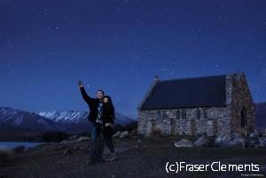 第17回世界ベテランオークランド大会 ツアー情報【テカポ湖の星空】