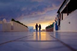 ギリシャハネムーン(新婚旅行) ♡エーゲ海の島々と世界遺産めぐり♡ ~サントリーニ島・ミコノス島・アテネ・メテオラ~ 現地7日間