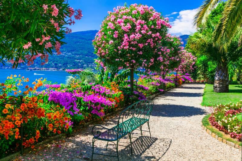 スイスから北イタリア湖水地方へ