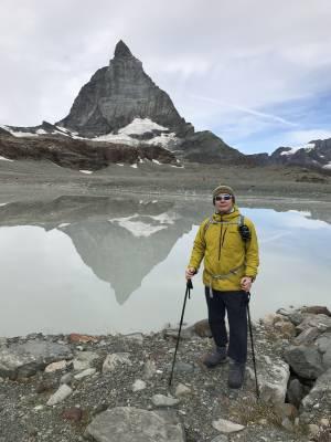 ゆったりツェルマット滞在 ハイキングと氷河特急の旅