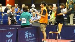 【初参加の方対象】大村コーチと行く初めての世界ベテラン卓球選手権ラスベガス大会