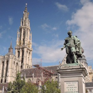 二都市観光 ブリュッセル+アントワープ 気ままにお一人旅編
