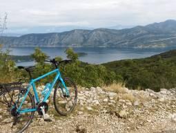 4月~10月毎月1~3回催行【クロアチア】四つ星ホテルに泊まりながらアドリア海の島々と3つの世界遺産を巡る自転車ツーリング6泊7日 初心者歓迎(現地発、ガイド無し個人ツアー)