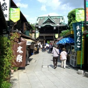 JOYAU BOUDDHISTE - Shibamata-taishakuten (Tokyo, Japon)