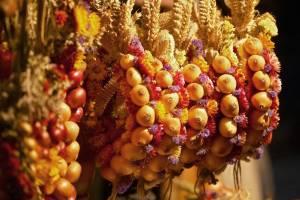 ベルンの伝統的なお祭り「玉ねぎ市」