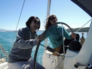 クロアチア ヨット女子旅♡ 旅行記1日目