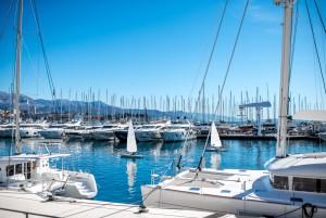 ヨットチャーターでクロアチア旅行!旅行記その1