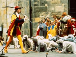 『ハーメルンの笛吹き男』野外劇を観に行こう!4日間